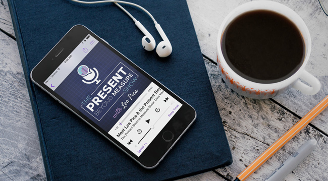 Lea Pica - Present Beyond Measure Show Podcast - in iTunes