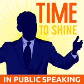 Lea Pica - Podcast Appearance - Time To Shine in Public Speaking