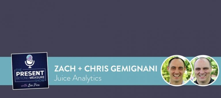 Creating a Data-Savvy Stakeholder with Juice Analytics [INTERVIEW]