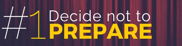 Lea Pica - Decide Not to Prepare or Rehearse