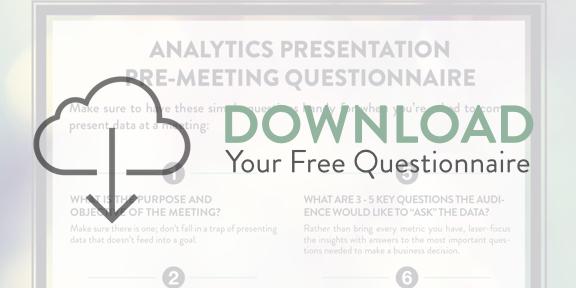 Lea Pica - Download your Free Pre Presentation Questionnaire