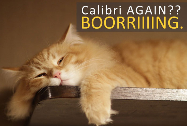Lea PICA - Google Fonts in PowerPoint - Bored Calibri Cat