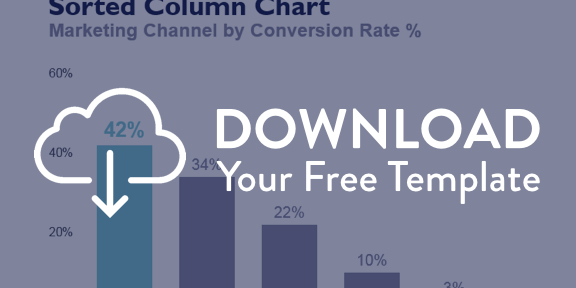 Lea Pica - How to Format Charts in PowerPoint - Click to access your free tutorial and template