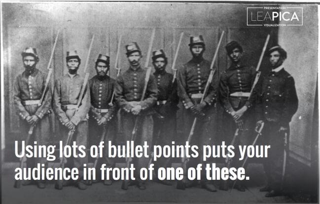 Better Bullet Points - Firing Squad