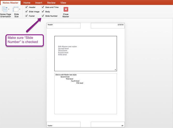Lea Pica - Perfect Presentation Handouts - Customize Notes Master