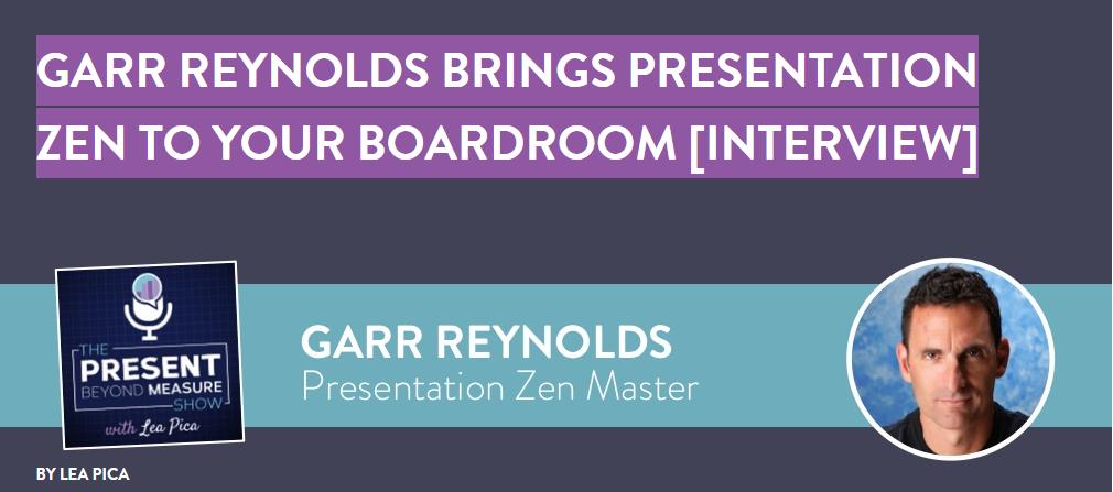 Presentation Zen Garr Reynolds Pdf